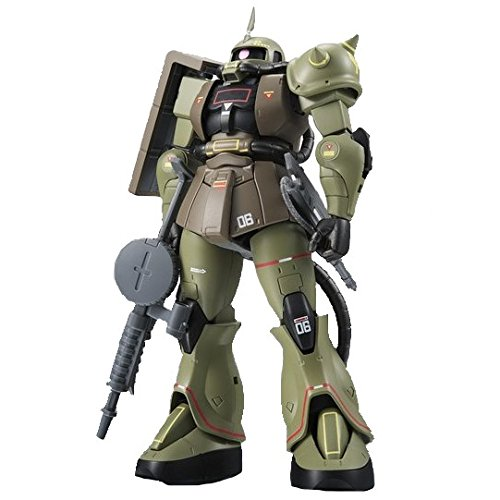 ROBOT魂 〈SIDE MS〉 MS-06 量産型ザク ver. A.N.I.M.E. ~リアルタイプカラー~(TAMASHII NATIONS WORLD TOUR限定)   B07191QTTB