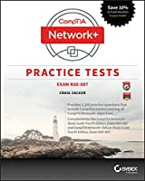 CompTIA Network+ Practice Tests: Exam N10-007 Front Cover