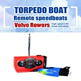 DatConShop(TM) CREATE TOYS 3314 RC Submarine Boat 5 Channel Excellent Gift for Children - Blue