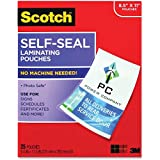 Self-Sealing Laminating Pouches Gloss