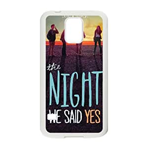 Samsung Galaxy S5 Cell Phone Case White We Are More Than Friends vyea