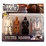Rvold Egg Force Star Wars Super Hero Action Figure Set