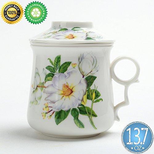 Porcelain Steel Mug - 2