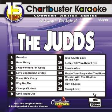 - Chartbuster Karaoke - The Judds