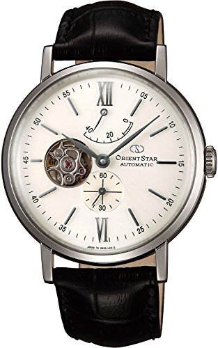 ORIENT watch ORIENTSTAR Orient Star modern classic semi skeleton mechanical automatic winding WZ0131DK Men