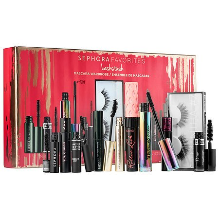 SEPHORA FAVORITES Lashstash - A multibranded mascara set - EDITION 2017 by Sephora