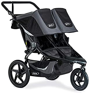 With the two seat BOB Revolution Flex 3.0 Duallie Jogging Stroller, you can take both kids on any outing, whether prepping for a 10K or heading to the zoo. It's an ideal on and off road jogging stroller for outdoor enthusiasts and urbanites alike. Th...