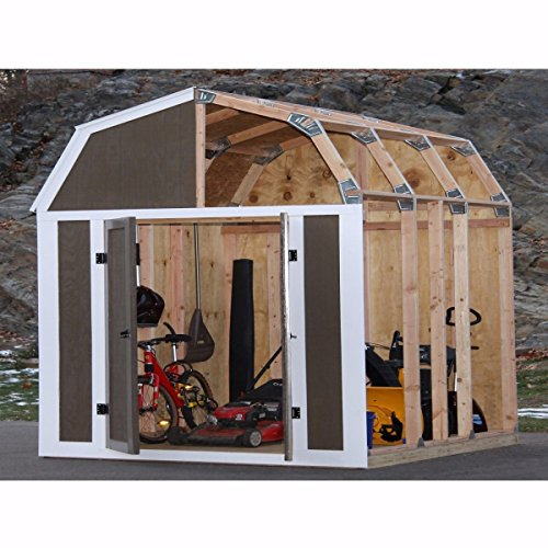 Instant Framer Kit Barn Style Shed Kit