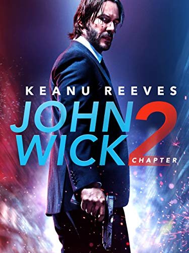 John Wick Chapter 2 (Best Things On Hbo Now)