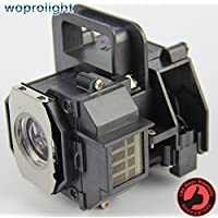ELP LP49 Replacement Projector Lamp with Housing for Epson Projector