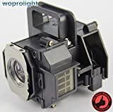 Best epson powerlite home cinema 8350 lamp - ELP LP49 Replacement Projector Lamp with Housing Review