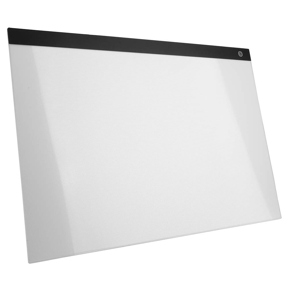 Simlug A2 Light Box, LED Tracing Light Art Stencil Board Drawing ...