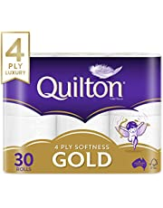 Save up to 10% off select Quilton Toilet Paper and Tissues.  Discount applied in prices displayed.