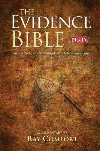 NKJV Evidence Bible - New Rays Logo