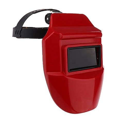 Gazechimp Solar Oscurecimiento Casco de Soldadura ARC TIG MIG Máscara Ajustable Soldadura - #7