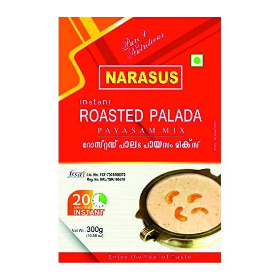 Narasus Instant Roasted Palada Mix, Palada Payasam Mix 300gms