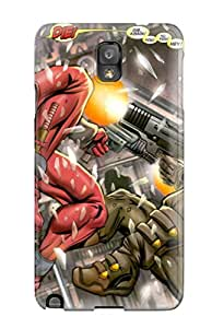 Special Design Back Cable And Deadpool Phone Case Cover For Galaxy Note 3
