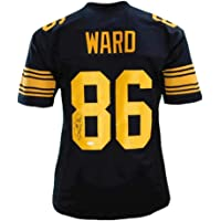 $169 » Signed Hines Ward Jersey - Pro Edition Color Rush) - JSA Certified - Autographed NFL Jerseys