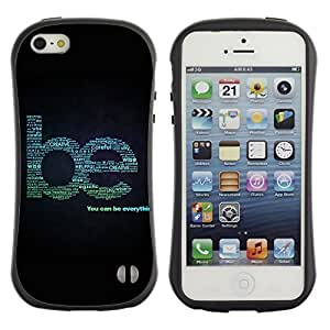 High quality Case for Apple iPhone 5c 5c Be Everything Cool