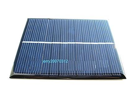 Zimou0026reg; Mini Pannello Solare 5 V/6u0026nbsp;V Per La Ricarica Di Batterie
