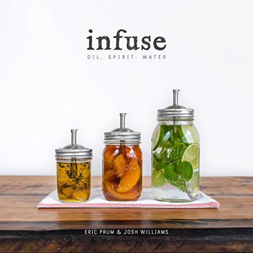 Infuse: Oil, Spirit, Water cover