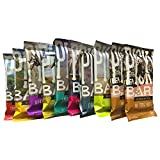 running food - Picky Bars Real Food Energy Bars, 10 Bar Variety Pack, All Flavors, 1.6oz (Pack of 10)