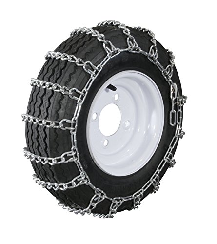 MaxTrac Peerless MTL-315 Garden Tractor 2 link Ladder Style Tire Chains 15x6.00-6 by MaxTrac (Image #3)