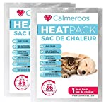 NATARIFITNESS..COM  51x4ngP9QaL._SS150_ Calmeroos Puppy Heartbeat Toy Sleep Aid with 2 Long-Lasting Heat Packs Last 36 Hours Each Puppy Anxiety Relief Soother…