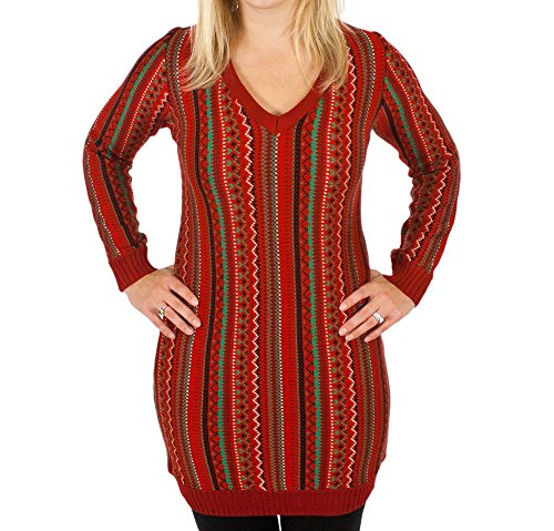 The Christmas Kosby Women's Sweater Dress