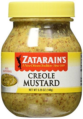 Zatarain's Creole Mustard 5.25 Oz ()