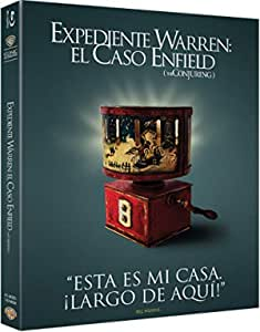 Expediente Warren: El Caso Enfield (The Conjuring) Blu-Ray - Iconic [Blu-ray]