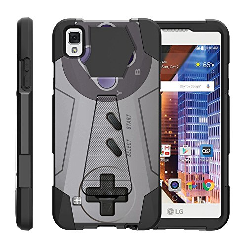 TurtleArmor | LG Tribute HD Case | LG Volt 3 Case | LG X Style Case [Dynamic Shell]