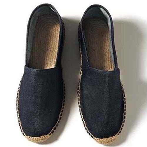 B de mujer para amp;C de cordones Zapatos Negro Caucho gqgwUrf