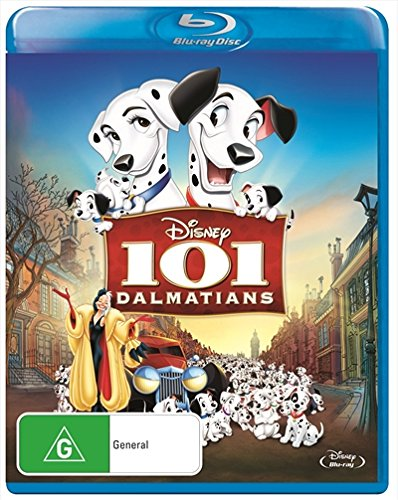 101 Dalmatians [All Region Import - Australia] (101 Dalmations Prime Video)