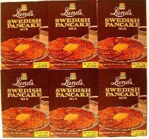 Lund's Swedish Pancake Mix 6-Pack