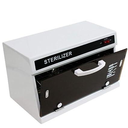 Esterilizadores 8L UV Esterilizador Gabinete Ropa interior Calentador de toallas Calentador de desinfección Máquina esterilizadora para