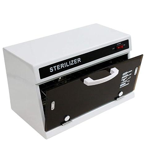 Esterilizadores ultravioleta 8L UV Esterilizador Gabinete Ropa interior Calentador de toallas Calentador de desinfección Máquina esterilizadora
