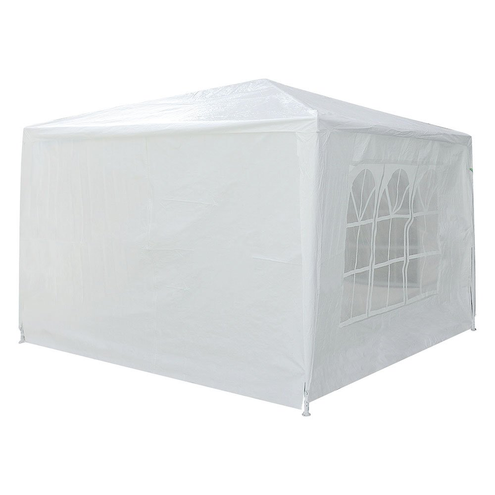 Yescom 10x10' White Outdoor Wedding Party Patio w/Removable Side Wall Canopy for Fetes Event by Yescom (Image #3)