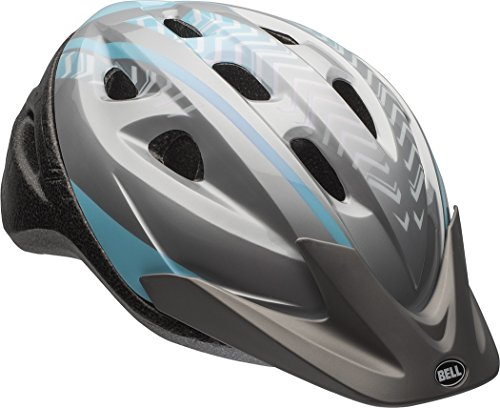 - Richter Youth Helmet, Glacier Chevron