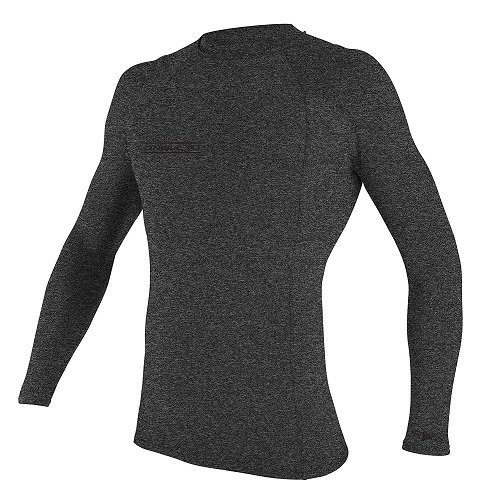 O'Neill Wetsuits Men's Basic Skins UPF 50+ Long Sleeve Rash Guard