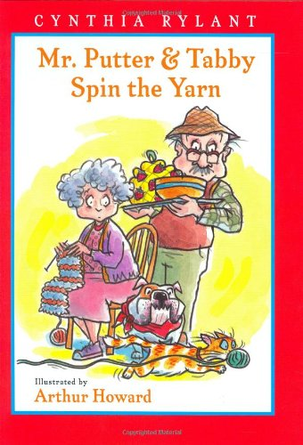 Read Online Mr. Putter & Tabby Spin the Yarn pdf