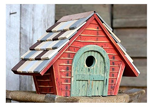 Heartwood 183E Prairie Home Decorative Bird House ()