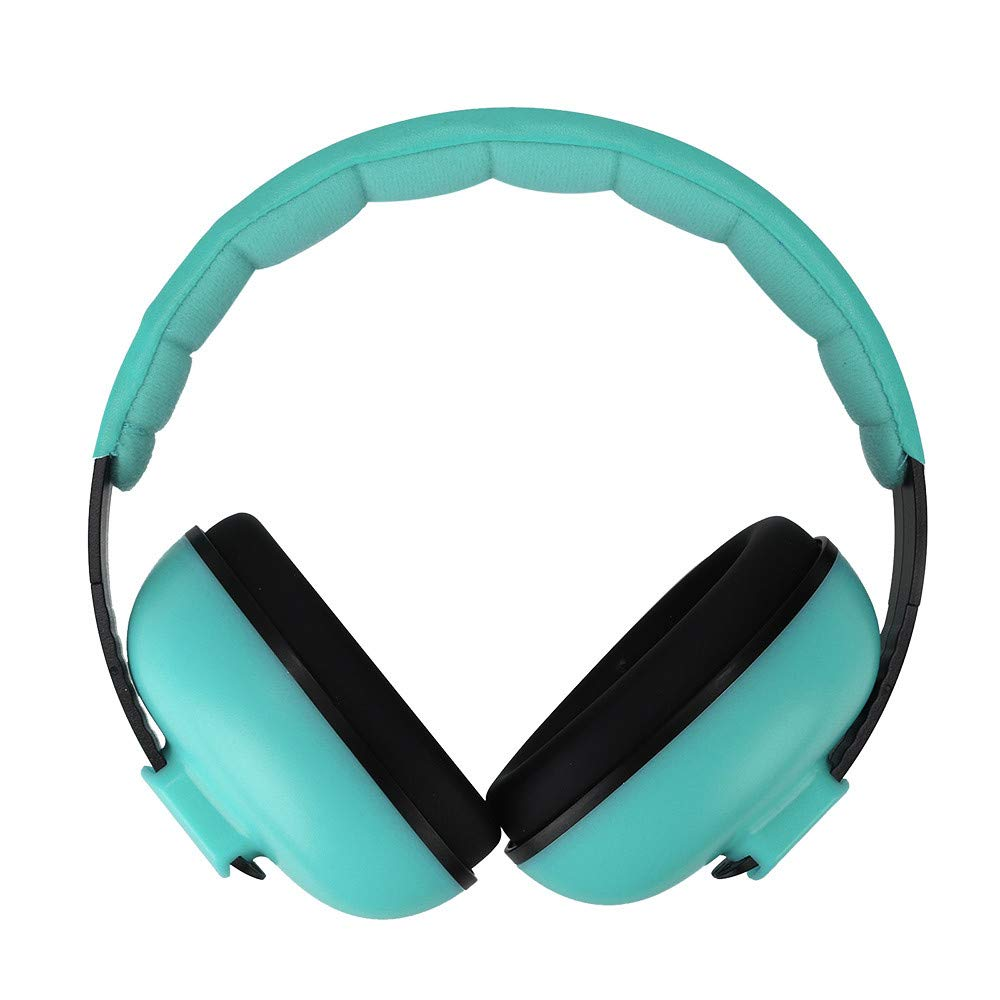 AutumnFall Clearance!!Baby Earmuffs, Baby Infant Hearing Protection Earmuff Noise Reduction Ear Muffs for 0-24 Months Baby (Blue) AutumnFall®