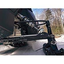 RT-PRO Snowmobile Ice Scratcher Motoneige Universal Ski Mount Kit reversable Racloir