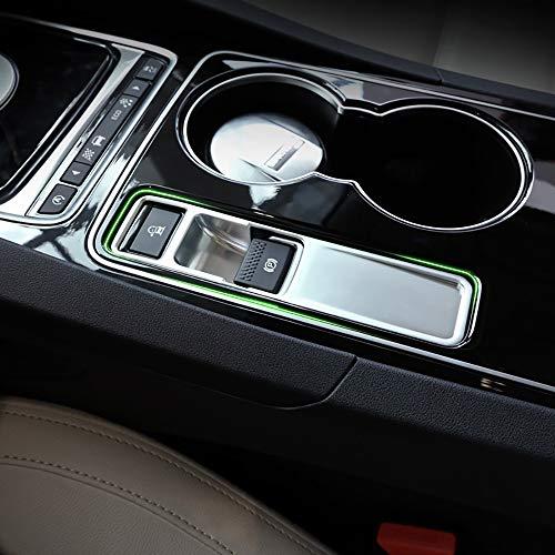 TK-KLZ 5Pcs Metal Car Tires Valve Stem Caps for Jaguar XF XE XJ I-PACE F-PACE F-Type SVO Decorative Accessories