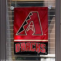 Arizona Diamondbacks Double Sided Garden Flag