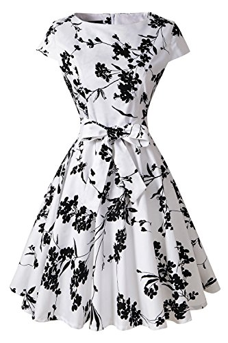 Chicanary 1950s Vintage Sleeve Dresses product image