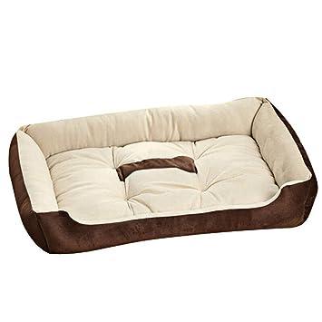 lovecabin Colchon Ortopedico para Perros Sofa Cama para Perros Medianos Pequeño Grandes para Cachorro Tamaño Mediano Grande Y Extra Grande para Perros De ...