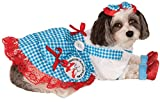 Rubie's Wizard of Oz Pet Costume, Medium, Dorothy