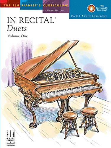 FJH1610 - In Recital Duets - Volume One - Book 1